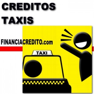creditos taxistas financiacredito